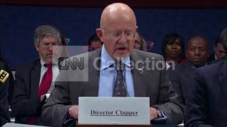 NSA SURVEILLANCE HRG-CLAPPER- WE DON'T SPY