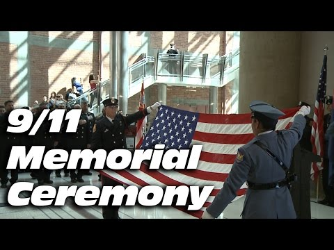 Phoenix Fire & Police Departments Annual 9/11 Memorial Ceremony