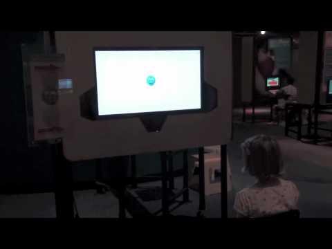 Eye Tracking Museum Exhibit