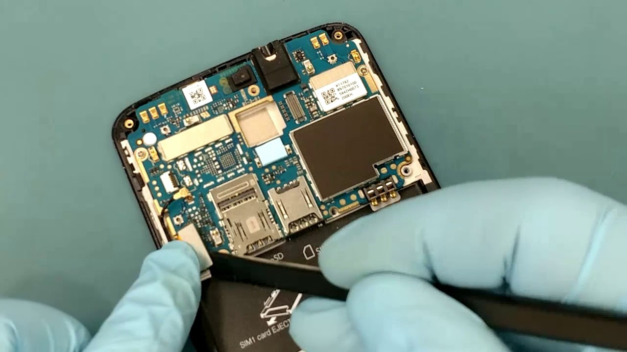 Motorola Moto E4 Disassembly Videos - Waoweo