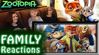 Zootopia   AKIMA Reactions