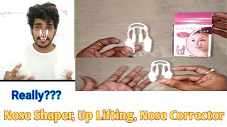 Real A Nose Shaper/Nose Up / Nose Corrector Without Surgery???   Review