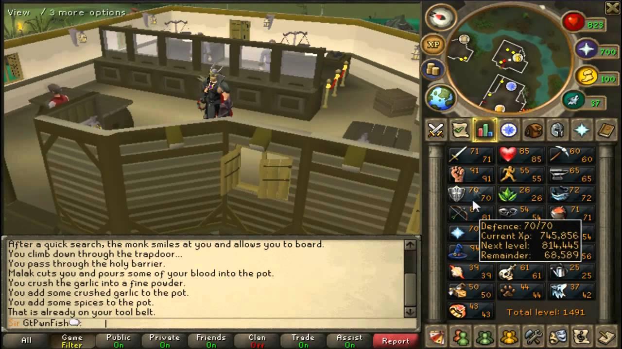 Rs desert treasure quest guide