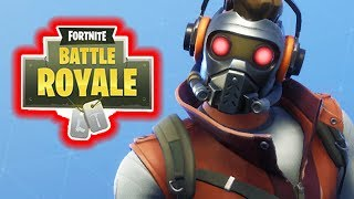 Marvel's Starlord Joins Fortnite