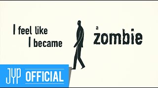 "Gambar cover DAY6 ""Zombie (English Ver.)"" Lyric Video"