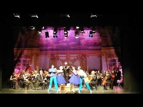 Regal Vienez, Tulcea 2018, Ukrainian Radio Symphony Orchestra, Corpul De Balet  Aniko Ballet