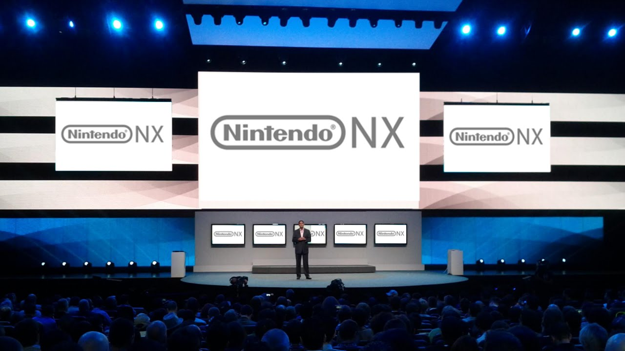 nintendo nx e3 2016 on stage conference or direct