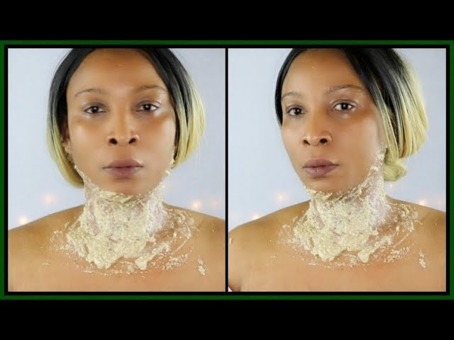 HOW TO GET RID OF NECK WRINKLES AND SAGGING JAWLINE   GET RID OF TURKEY NECK FAST  Khichi Beauty