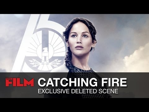 The Hunger Games: Catching Fire Deleted Scene: Katniss' Arrival
