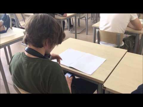 Kabare Film 2015 - Hur Man Fuskar På Prov