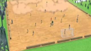 Inazuma Eleven episode 2 part 2