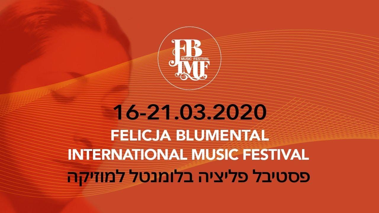 I Heart Music Festival 2020.Felicja Blumental International Music Festival 2020