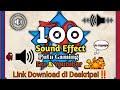 100 Sound Effect Lucu yang sering dipakai Youtuber