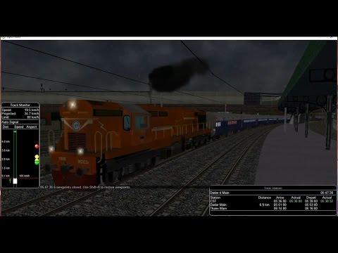 MSTS IR 22105 Mumbai Cst Pune Indrayani Express