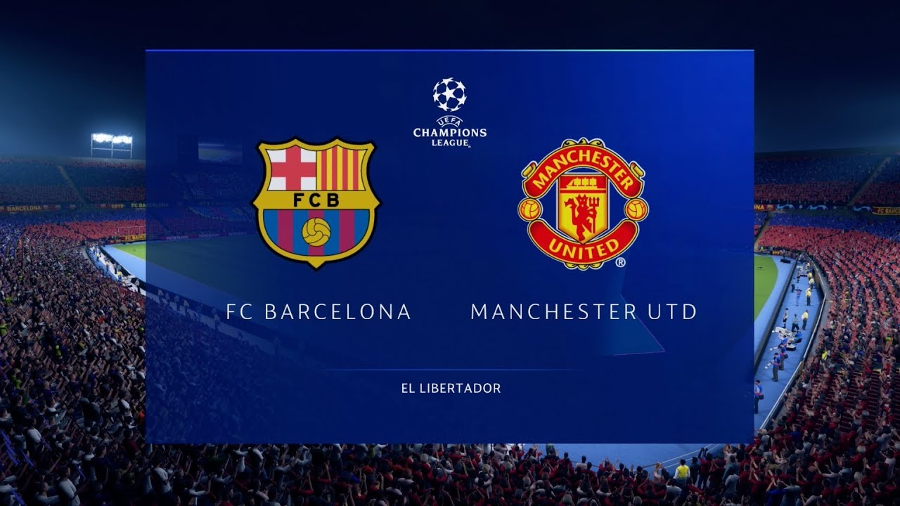 FC Barcelona vs Manchester United 3-0 | UEFA Champions League - Quarter-final | 16.04.2019