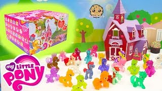 My Little Pony Friendship Is Magic Wave 13 MLP Surprise Blind Bag Box Toys - Cookieswirlc Video