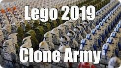 Huge Lego Star Wars 2019 Clone Army | SPACE BRICKS