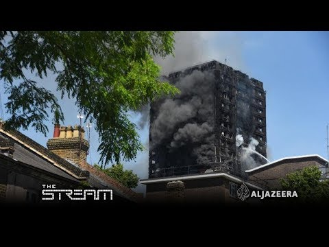 The Stream - The smouldering impact of London's tower block fire