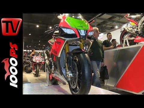 Aprilia RSV4 R-FW | Details, Leistung, Preis