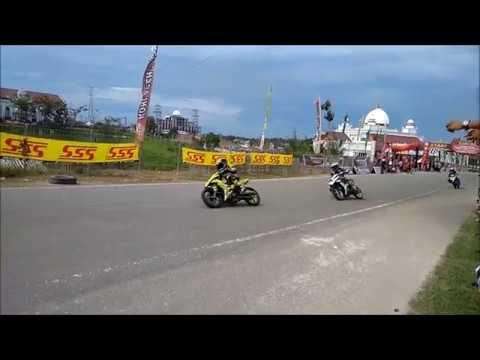GRAND FINAL  KEJURNAS MOTORPRIX  INDONESIA ACEH TIMUR 2017 KELAS MP1