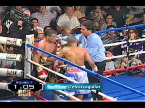 "Giovani ""Guerrero Azteca"" Segura VS Ivan ""Iron Boy"" Calderon Round 7"