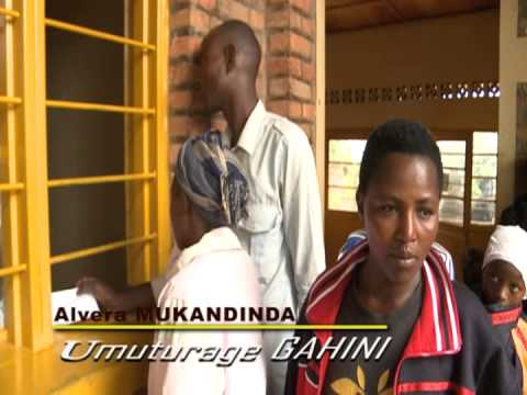 Rwanda Community Health Workers (Abajyanama b'ubuzima)