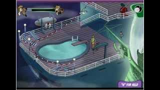 Скуби Ду и Атака пиратов-призраков - прохождение игры
