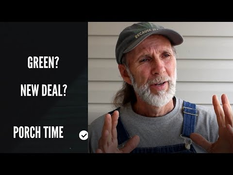 GREEN?  NEW?  What Is the DEAL?