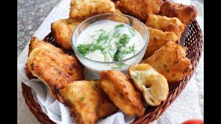 ОЧЕНЬ ВКУСНЫЙ И НЕОБЫЧНЫЙ ТУРЕЦКИЙ ЗАВТРАК Картофельные пончики за 5 минут без дрожжей