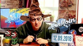 Ich muggel mir einen zu Hogwarts ASMR | MoinMoin mit Donnie