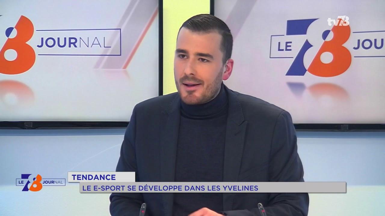 Tendance : l'e-sport se développe dans les Yvelines