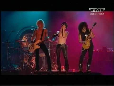 Velvet Revolver   Pukkelpop and Lowlands 2004 special part 1