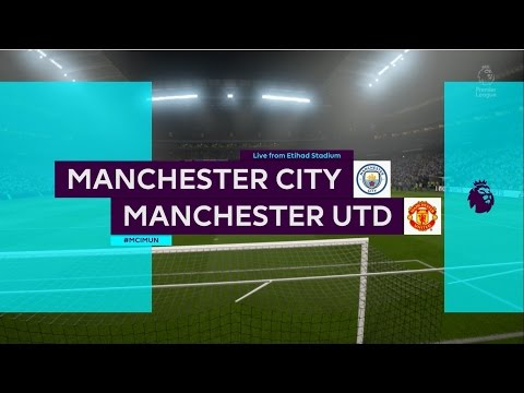 Manchester City vs Manchester United | Guardiola vs Mourinho | Manchester Derby | FIFA 17 Predicts