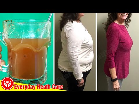 Drink This In 7 Days To Lose Weight Quickly Without Diet or Exercise