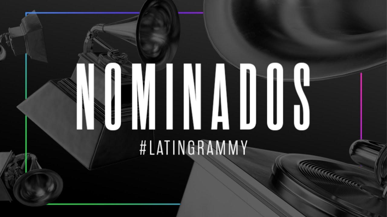 Anuncio de Nominaciones Latin GRAMMY 2021