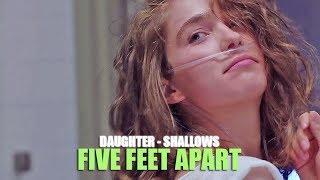 Daughter - Shallows (Lyric video) • Five Feet Apart Soundtrack •