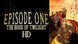 Twilight Princess Cinematic Dub: Ep. 1: The Hour of Twilight HD