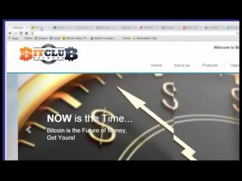 Bitclub Network Breaking News 2015 Bitcoin Supporters Must See Webinar.