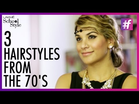 How To Achieve 3 Gorgeous 70 S Hairstyles Fame School Of Style You