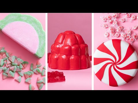 Do These Cakes Suck?  GIANT Candy  How To Cake It