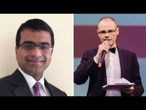 Narayanan Ganapathy, Angivest Ventures, Chainpoint 19 Conference, Yerevan, Armenia, October 14-15