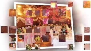 Банкетный зал и ресторация на 50 человек.
