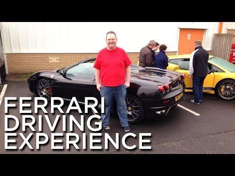 2015-04-19 'Ferrari Driving Experience'