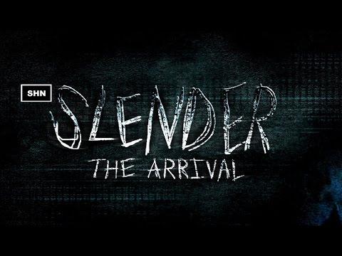 slender arrival the прохождение men игры