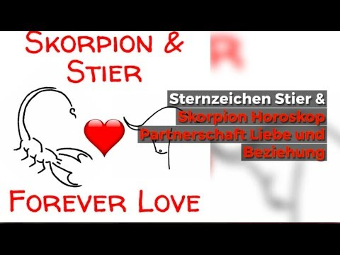 skorpion stier horoskop beziehung youtube. Black Bedroom Furniture Sets. Home Design Ideas