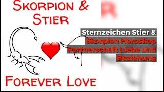♡ ♡ Skorpion Stier Horoskop Beziehung