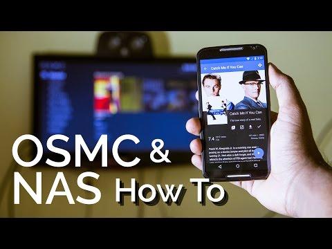 Create OSMC Media Center and NAS storage using Raspberry Pi 2