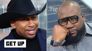 I can't even argue with Stephen A. anymore, the Cowboys can't win! - Marcus Spears | Get Up