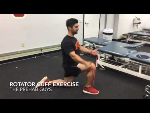 Ultimate rotator cuff exercise