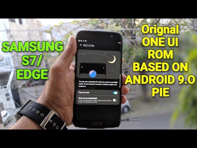 Galaxy S10+ One UI 1 1 Port For Galaxy S8